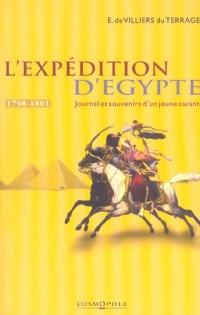 Journal et souvenirs sur l'expédition d'Egypte : Récit d'un savant engagé aux cotés de Bonaparte (1798-1801)