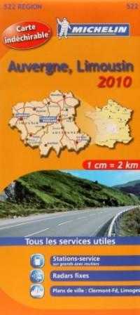 Auvergne, Limousin