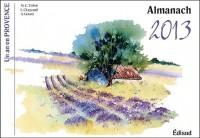 Almanach 2013 un An en Provence