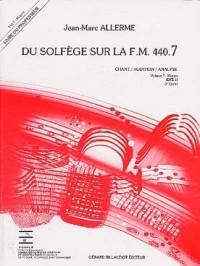 Du Solfege Sur la F.M. 440.7 - Chant/Audition/Analyse - Professeur
