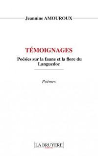 Poésies sur la faune et la flore du Languedoc