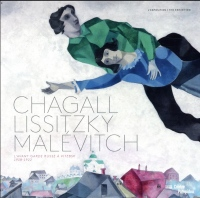 Chagall, Lissitzky, Malévitch : L'avant-garde russe à Vitebsk