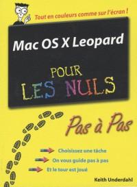 Mac OS X Léopard pour les Nuls