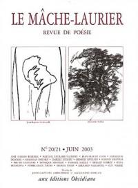 Le Mâche-Laurier, numéro 20/21 Juin 2003