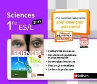 Cle Usb Sciences 1e Es-l Mne Tna