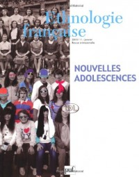 Ethnologie française 2010 n° 1