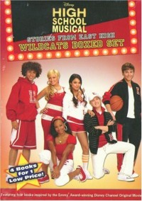 Disney High School Musical: Wildcats Boxed Set