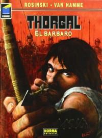 THORGAL 27: EL BÁRBARO