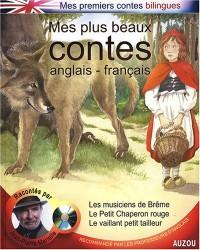 Les plus beaux contes de Grimm : Bilingue français-anglais (1CD audio)