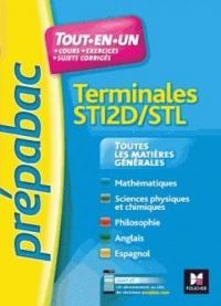 PREPABAC - Toutes les matières générales - Terminales STI2D - STL - Révision et entrainement