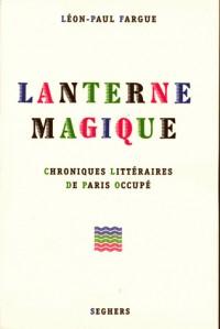 LANTERNE MAGIQUE - NE