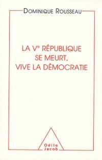 La Vème République se meurt, vive la Démocratie