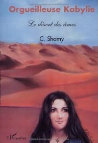 Orgueilleuse kabylie tome 5 le désert des âmes