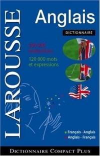 Dictionnaire Compact plus français-anglais et anglais-français