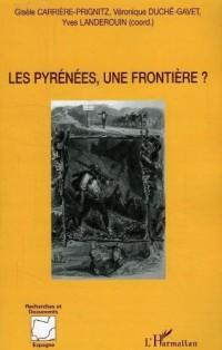 Les Pyrénées une frontière ?