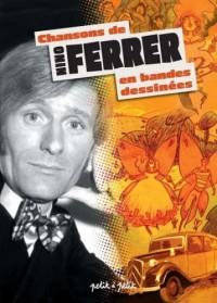 Chansons de Nino Ferrer en bandes dessinées