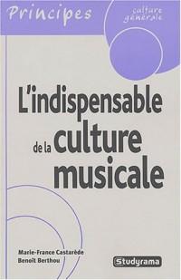L'indispensable de la culture musicale