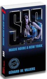 SAS 11 Magie noire à New York [Poche]