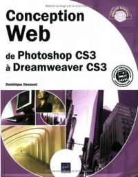 Conception Web - de Photoshop CS3 à Dreamweaver CS3