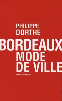 Bordeaux mode de ville