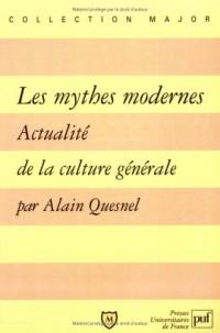 Les Mythes modernes