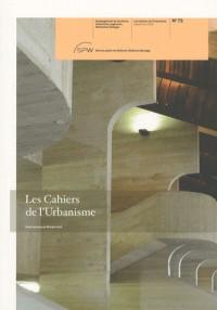 Cahiers de l'Urbanisme 73 - Septembre2009