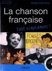 La chanson française (1CD audio)