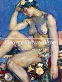 George Desvallières, la peinture corps et âme