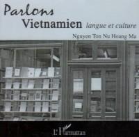 CD Parlons  Vietnamien