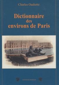 Dictionnaire des Environs de Paris