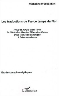 Les traductions de Psy : Le temps du Non