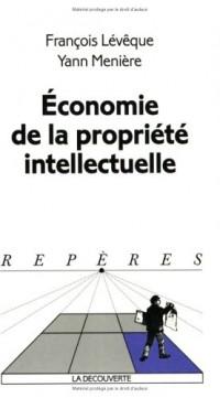 Économie de la propriété intellectuelle