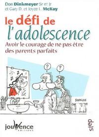 Le défi de l'adolescence : Avoir le courage de ne pas être des parents parfaits
