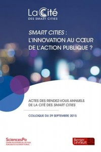 Smart cities l'innovation au coeur de l'action publique