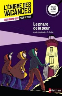 Le phare de la peur - Cahier de vacances