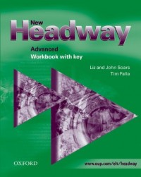 New Headway Advanced : Workbook with key