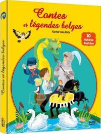 Contes et legendes belges
