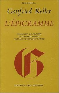 L'Epigramme