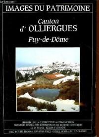 Canton d'Olliergues, Puy-de-Dome