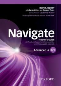 Navigate: C1 advanced: teacher's guide with teacher's suppor