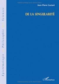 De la singularité