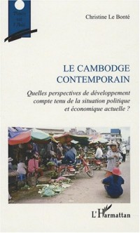 Le Cambodge contemporain