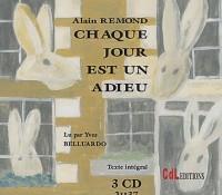 Chaque Jour Est un Adieu 3 CD