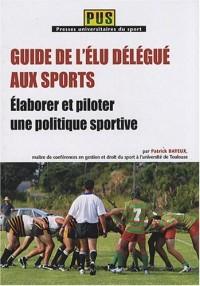 Guide de l'élu délégué aux sports