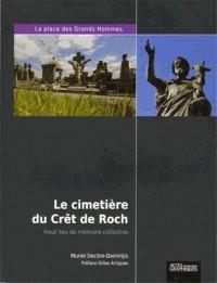 Le cimetière du Cret de Roch