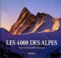 Quatre mille des Alpes