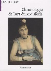 Chronologie de l'art du XIXe siècle