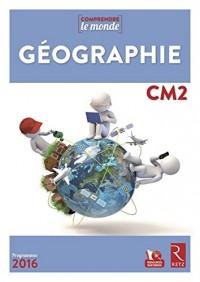 Géographie CM2 (1Cédérom)