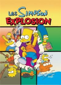 Les Simpson, Tome 1 : Explosion