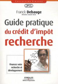 Le credit impot recherche